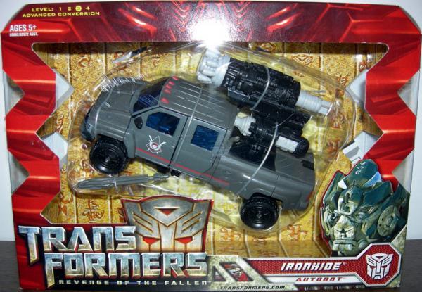 Ironhide Figure Transformers Revenge Fallen Voyager Class
