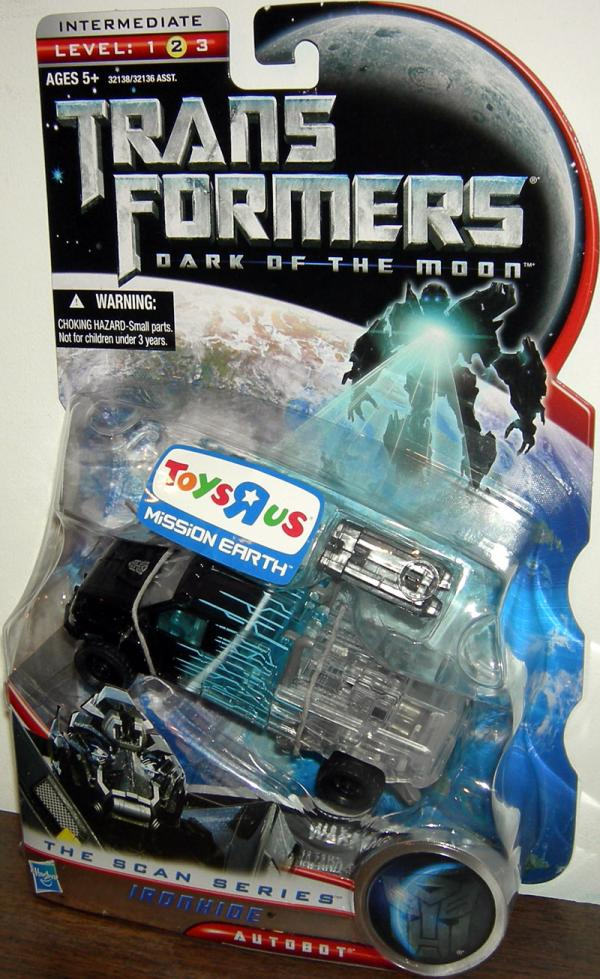Ironhide Toys R Us Exclusive Transformers action figure
