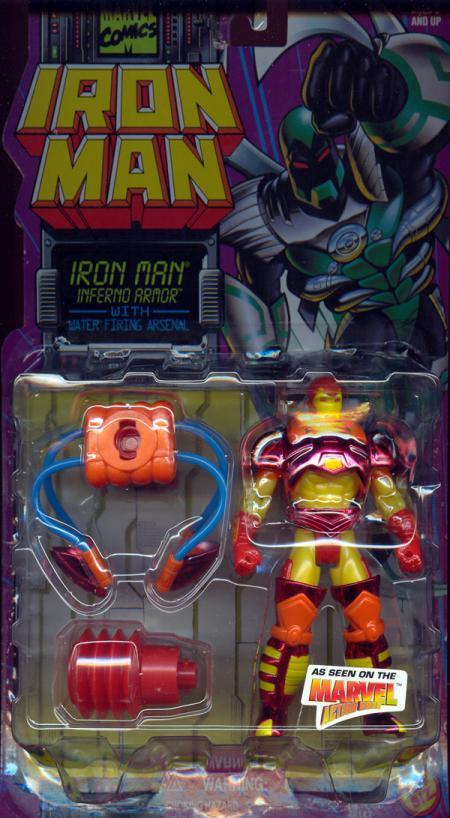Iron Man Inferno Armor