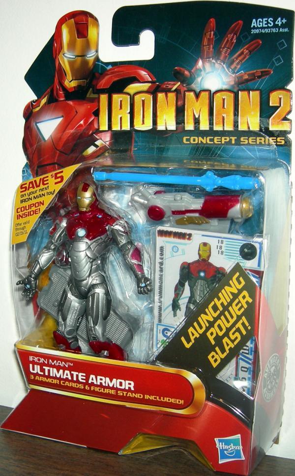 Iron Man Ultimate Armor 18