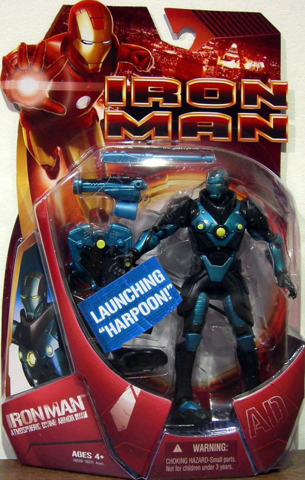 Iron Man Atmospheric Diving Armor