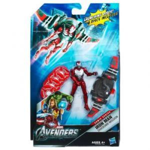 Iron Man Divebomb Mission 01 Avengers action figure
