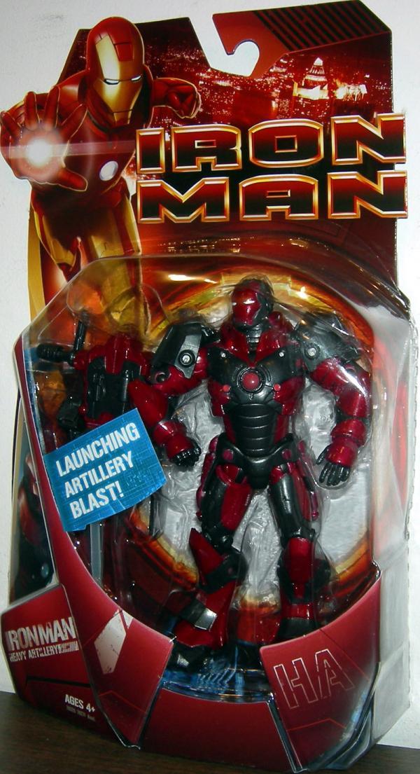 Iron Man Heavy Artillery