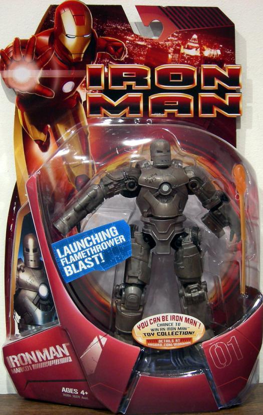 Iron Man Mark 01 movie