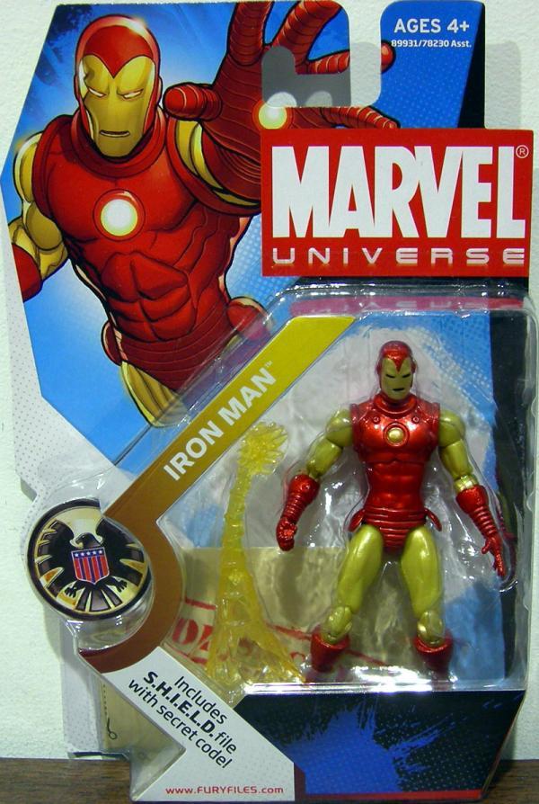 Iron Man Marvel Universe, 021