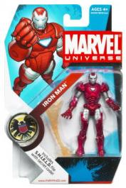 Iron Man Marvel Universe 033 action figure