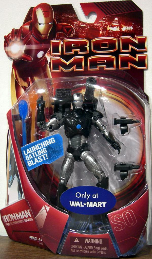 Iron Man Stealth Operations Suit movie