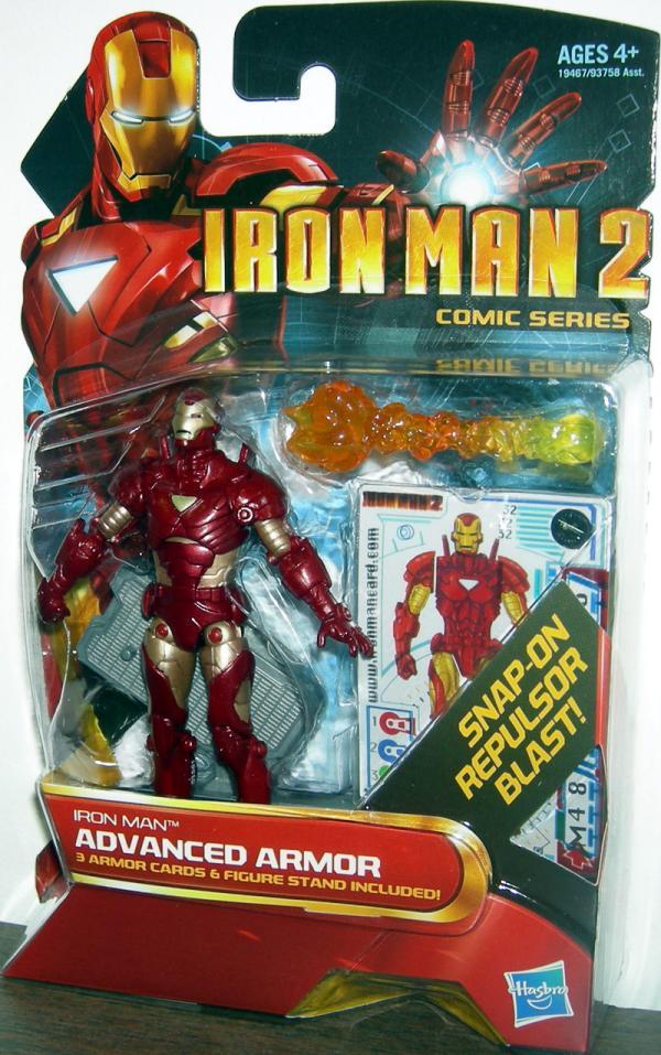 Iron Man Advanced Armor 32