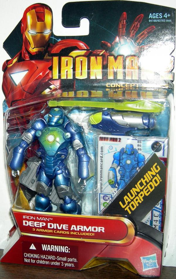 Iron Man Deep Dive Amor 06