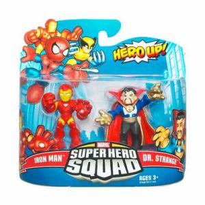 Iron Man Dr Strange Super Hero Squad