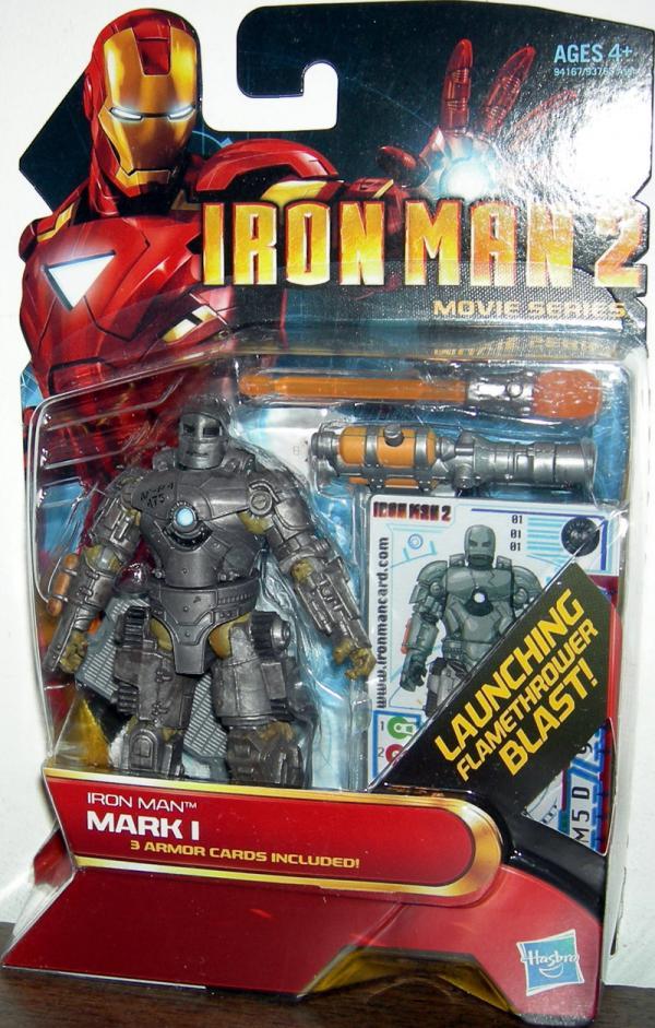 Iron Man Mark 1 01