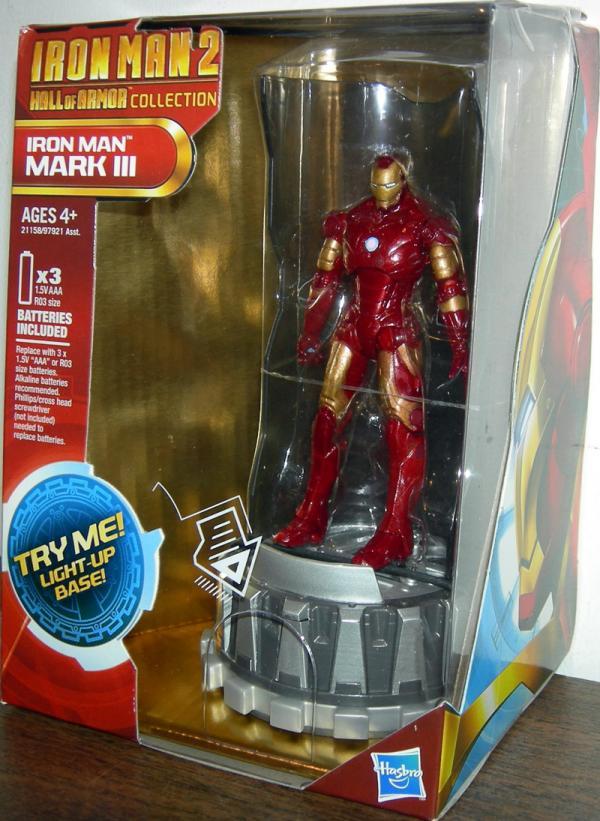 Iron Man Mark III Hall Armor