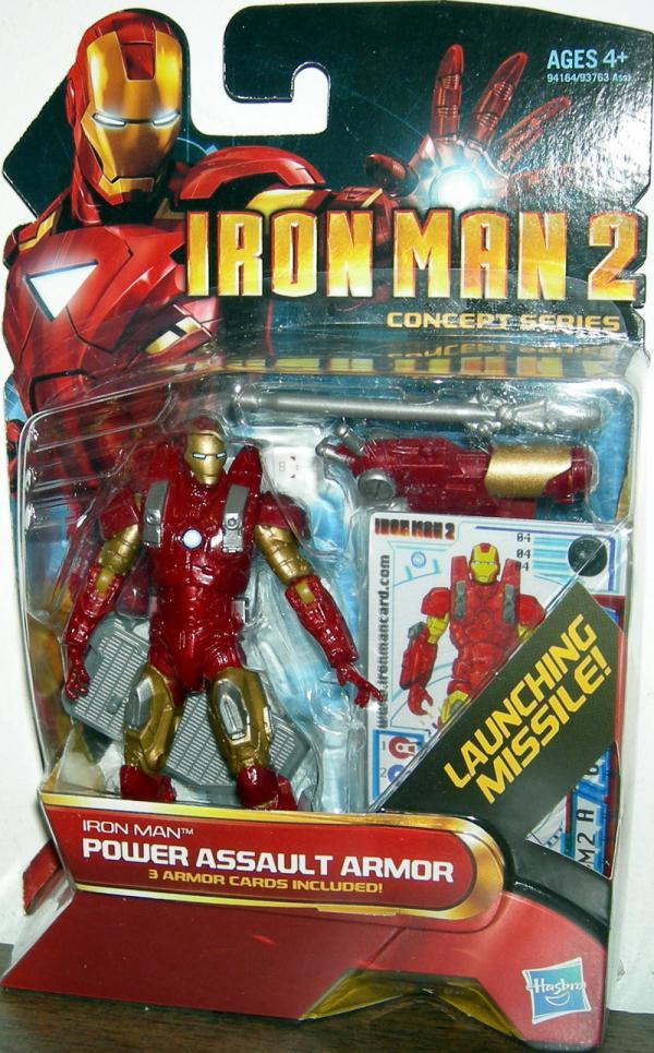 Iron Man Power Assault Armor 04