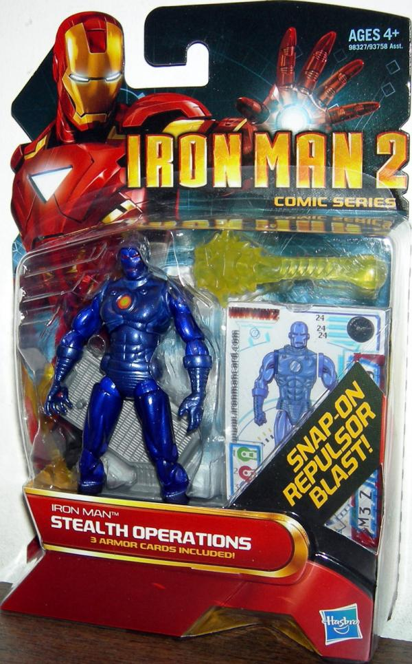 Iron Man Stealth Operations 24