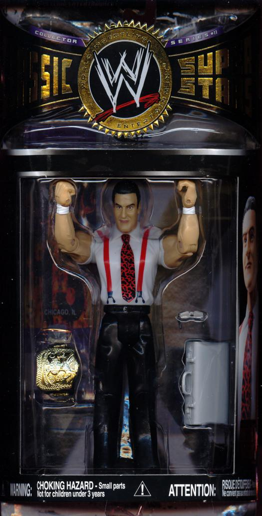 IRS Action Figure WWE Classic Super Stars Series 11