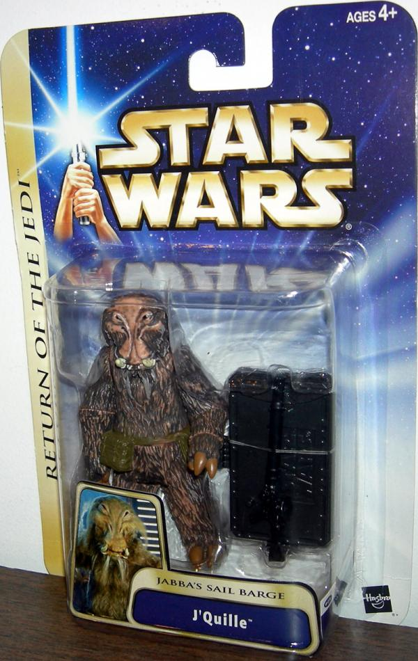JQuille Action Figure Star Wars Return of the Jedi Hasbro