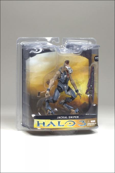 Jackal Sniper Action Figure Halo 3 McFarlane Toys