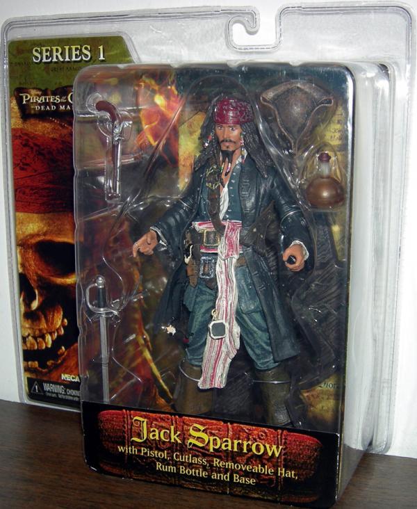 Jack Sparrow Dead Mans Chest