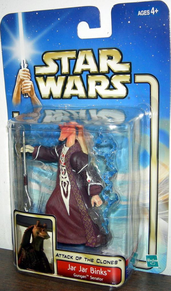 Jar Jar Binks Gungan Senator Figure Star Wars