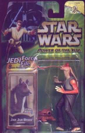 Jar Jar Binks Tatooine