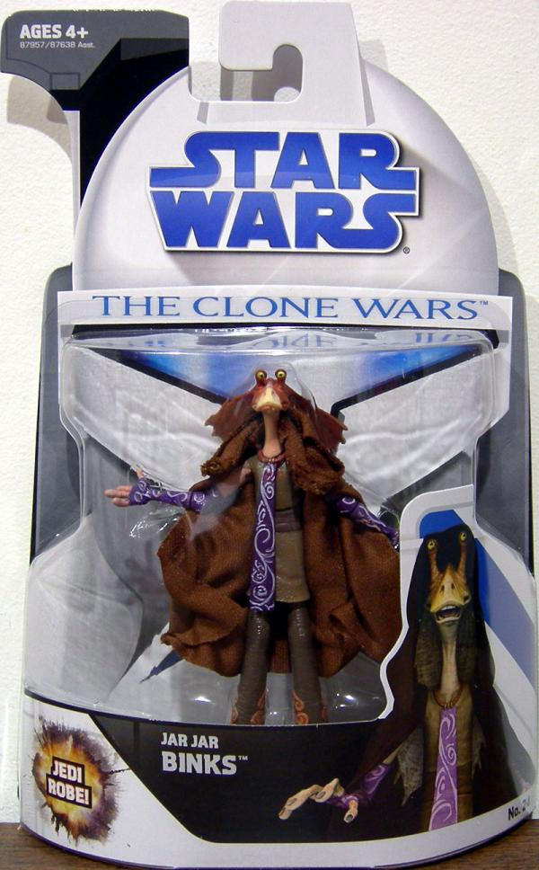 Jar Jar Binks Clone Wars