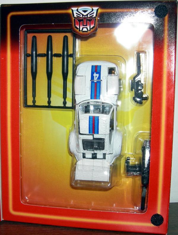Jazz Commemorative Series III Transformers action figure