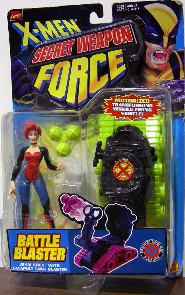 Jean Grey Battle Blaster