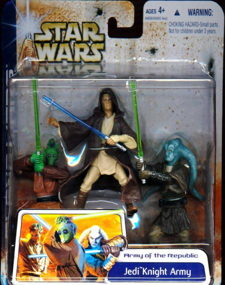 Jedi Knight Army 3-Pack