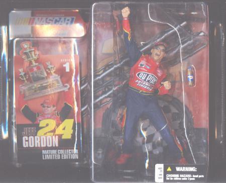 Jeff Gordon deluxe