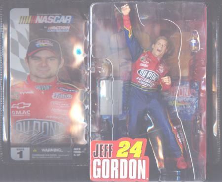 Jeff Gordon no hat