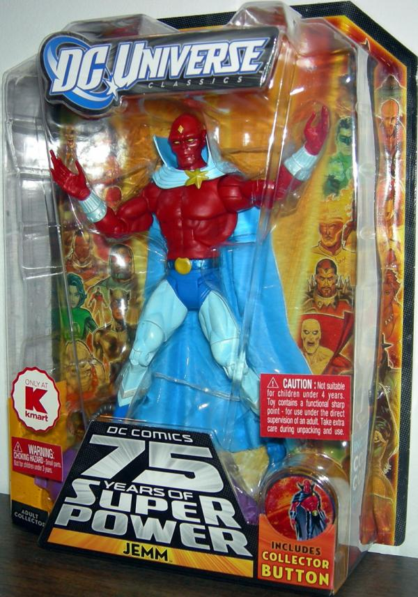 Jemm DC Universe