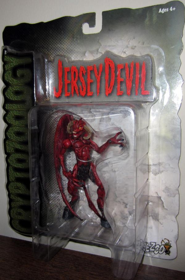 Jersey Devil Figure Cryptozoology Mezco Toyz