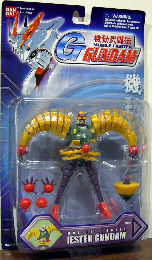 Jester Gundam