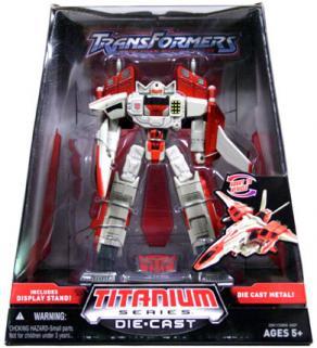 Jetfire Titanium