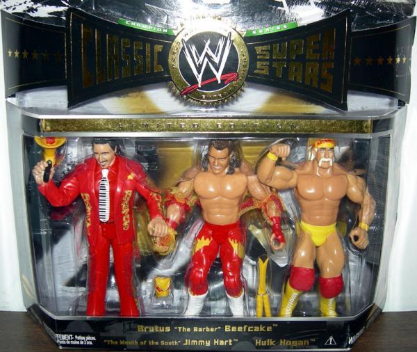 Mouth South Jimmy Hart Brutus Barber Beefcake Hulk Hogan