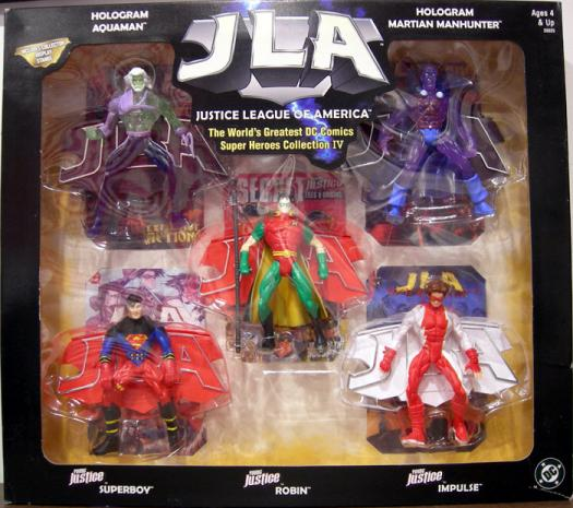 Justice League America 5-Pack Series IV