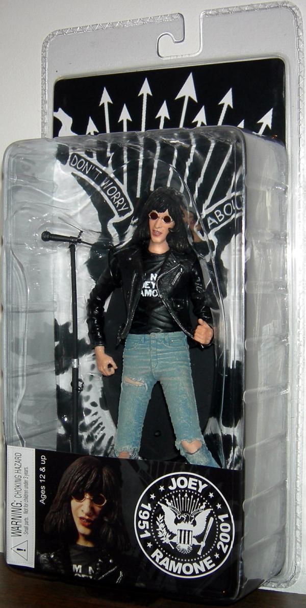Joey Ramone action figure