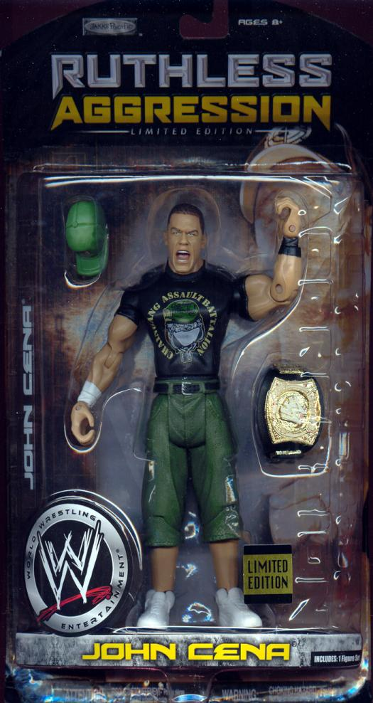John Cena Series 26, Limited Edition