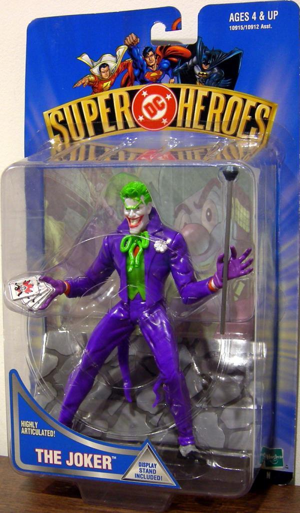 7 inch Joker, DC Super Heroes