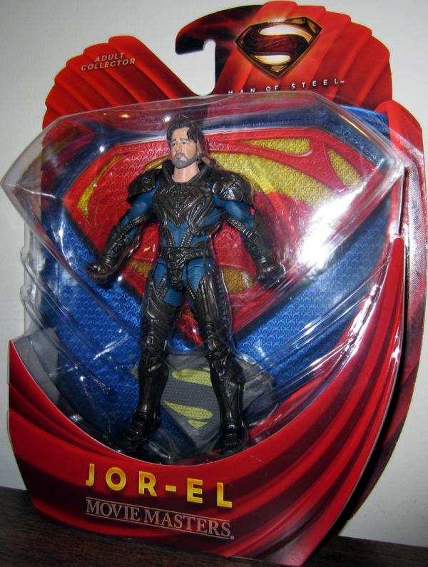 Jor-El Superman Man Steel action figure