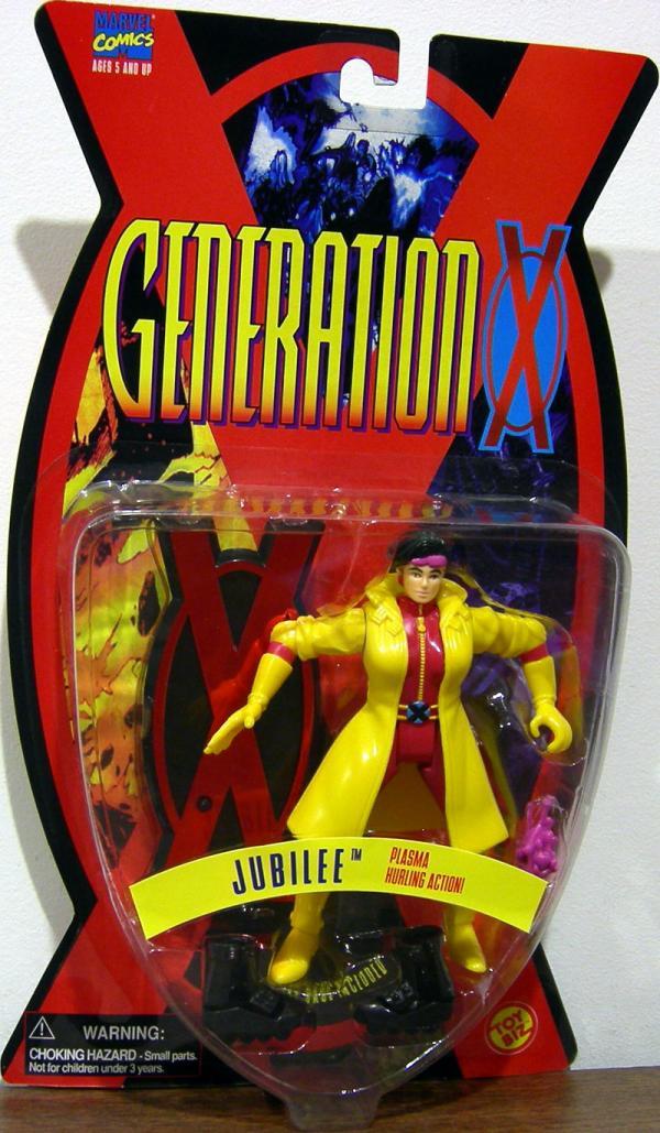 Jubilee Figure Generation-X X-Men