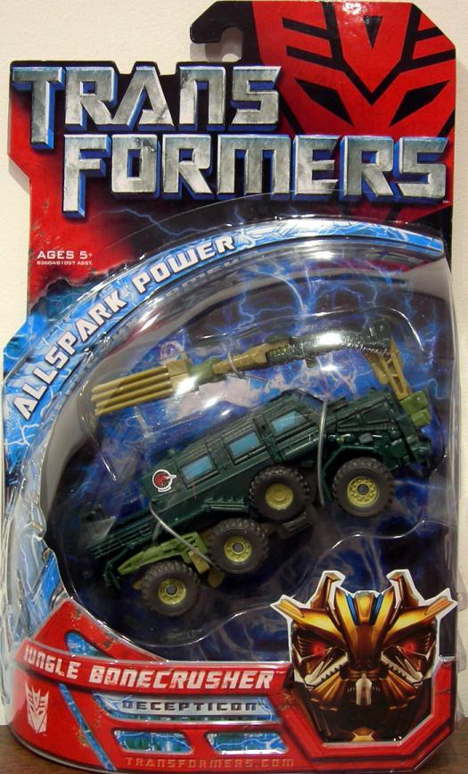 Jungle Bonecrusher Deluxe Class