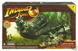 Jungle Cutter Indiana Jones Kingdom Crystal Skull vehicle
