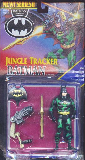 Jungle Tracker Batman