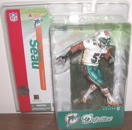Junior Seau Dolphins