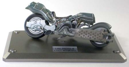 Final Fantasy Mechanical Arts Kadajs Motorcycle