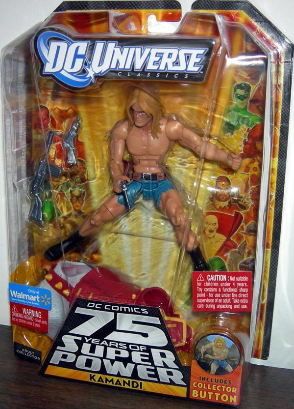 Kamandi DC Super Universe