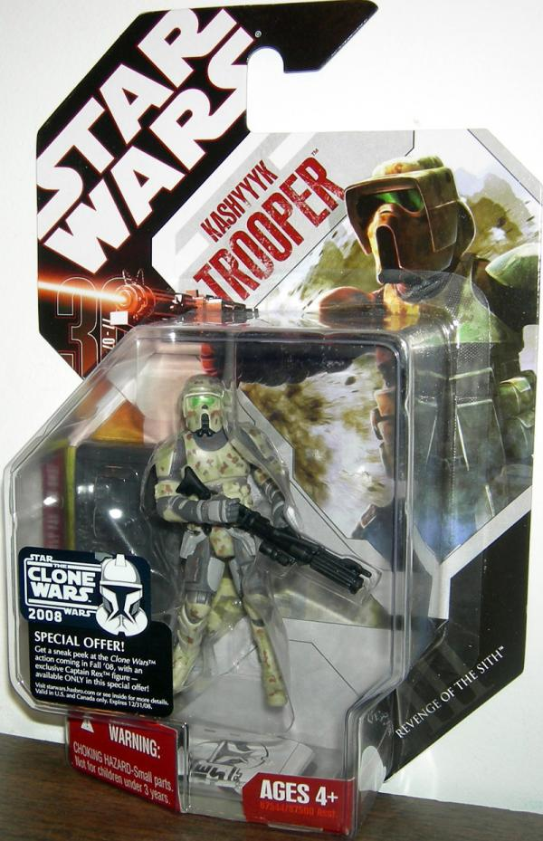 Kashyyyk Trooper Figure 30th Anniversary Star Wars