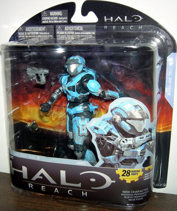 Kat Halo Reach action figure