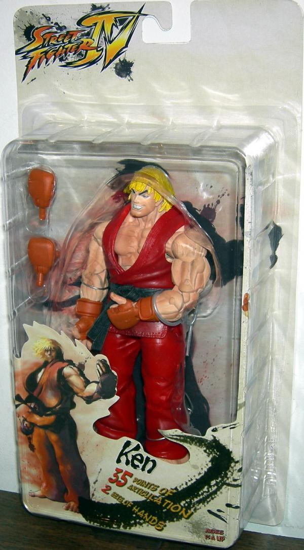 Ken Street Fighter IV